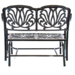 504371-Hanamint-Biscayne-Aluminum-Glider-Cushion-Bench-Back-Naked-1.jpg