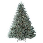 Artificial Christmas Tree – Premium Acadia Blue Spruce1