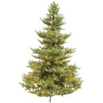 Artificial Christmas Tree-Premium Northern Fir