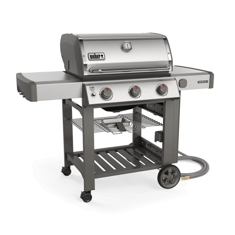 Genesis II S310 Stainless Steel Natural Gas