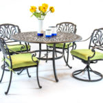 Hanamint-Biscayne-54-Inch-Dining-Table-5-Piece-Set-Green-Cushion-1.jpg